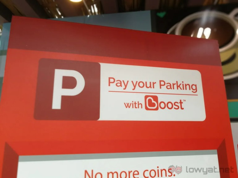 Boost E-Wallet To Allow Users To Pay For Roadside Parking In