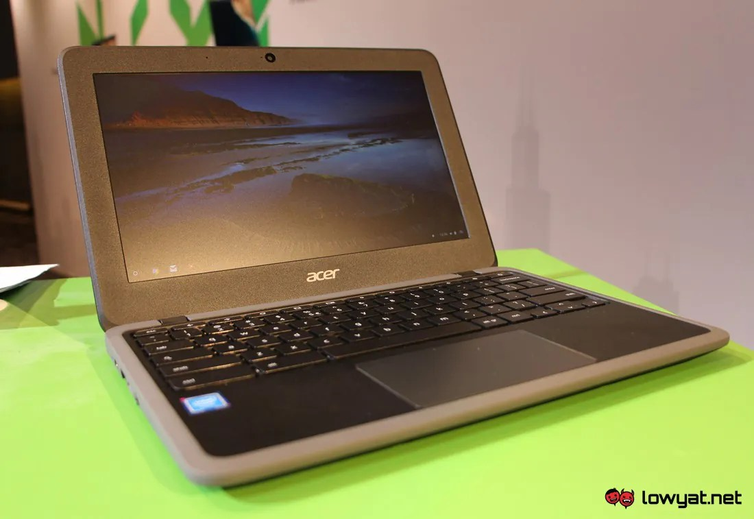 Acer Launches The World's First Chrome OS Tablet In Malaysia