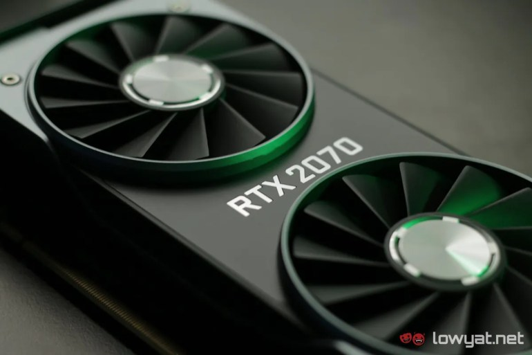 First Look: Gaming At 1440p With The NVIDIA GeForce RTX 2070