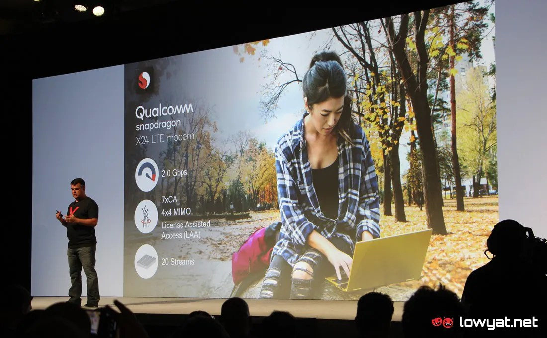 Qualcomm Snapdragon 8cx Goes Official: A 7nm Chip for