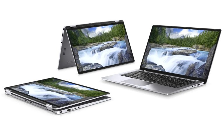 The New Dell Latitude 7400 2-in-1 Offers Sleek Design