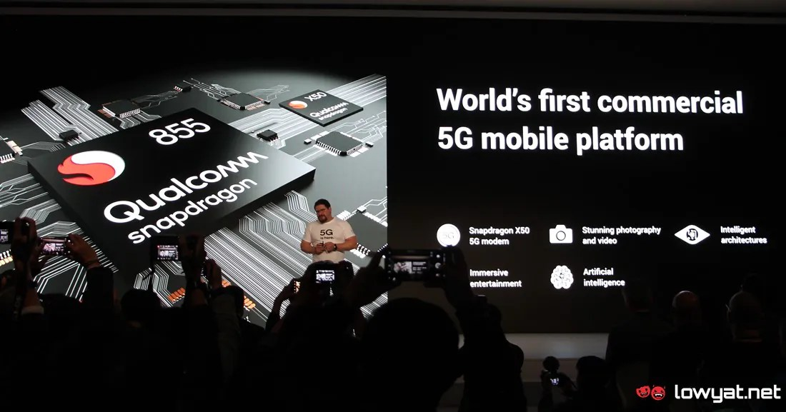 The First OPPO 5G Phone To Be Powered By Qualcomm Snapdragon