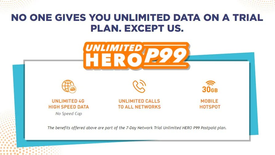 You Can Now Trial U Mobile Postpaid Service For Up To 7 Days