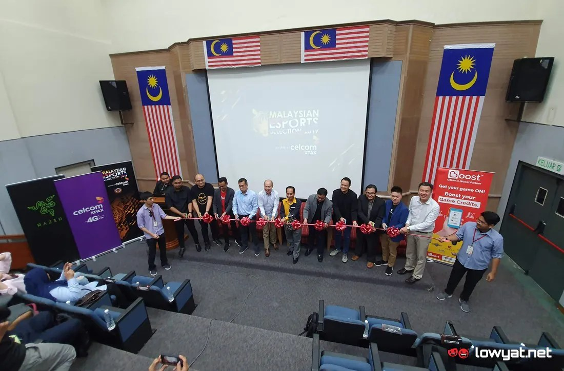Malaysia Esports SEA Games 2019 Selection Grand Finals To