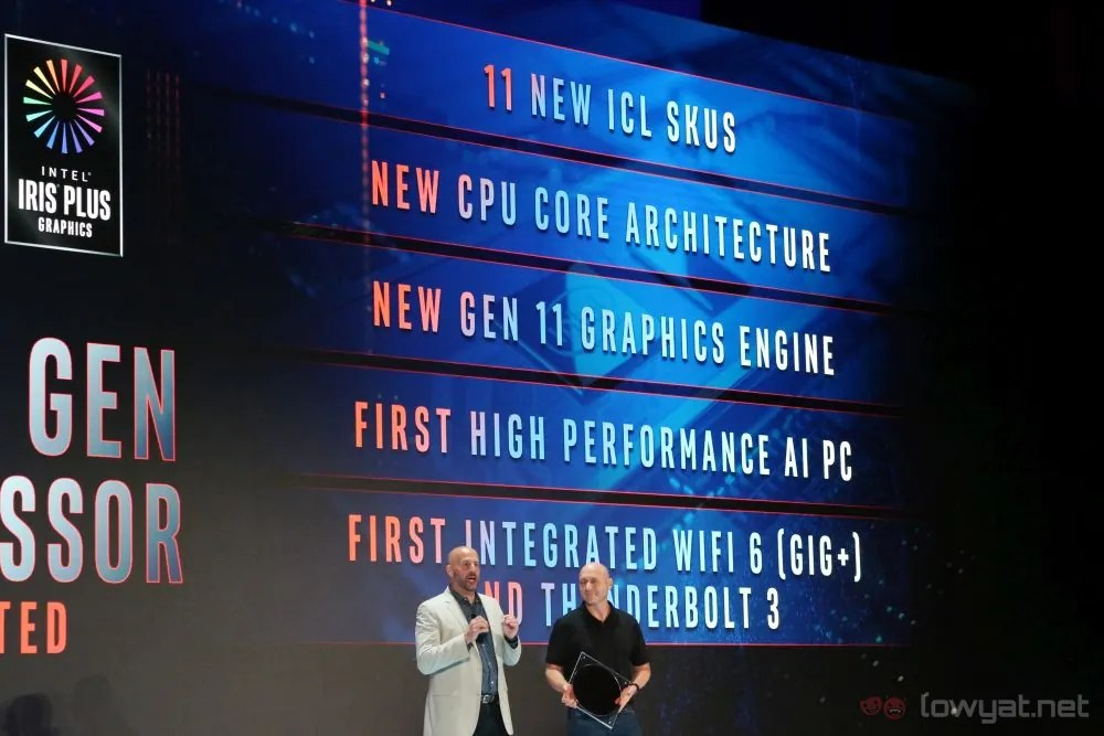 Intel Officially Reveals 10th Gen Core Mobile Processors