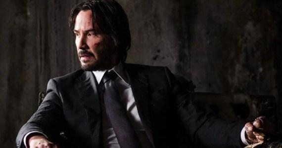 John Wick: Chapter 3 Keanu Reeves