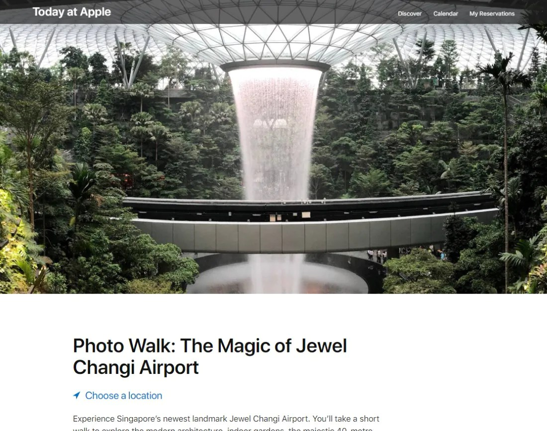 The Next Apple Store In Southeast Asia Is Located At Jewel
