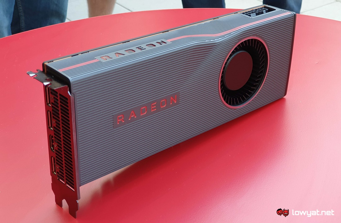 AMD Radeon RX 5700 Series Graphics Cards Price In Malaysia