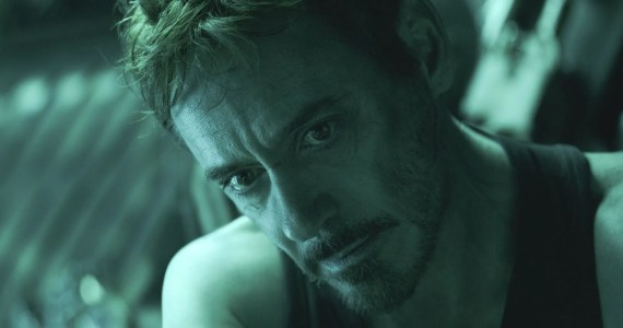 Iron Man Robert Downey Jr Endgame