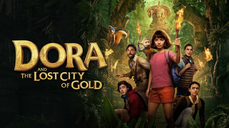 Image result for dora and the lost city of gold