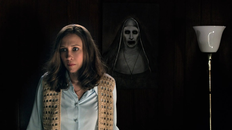 5 Big Budget Horror Films - Conjuring 2