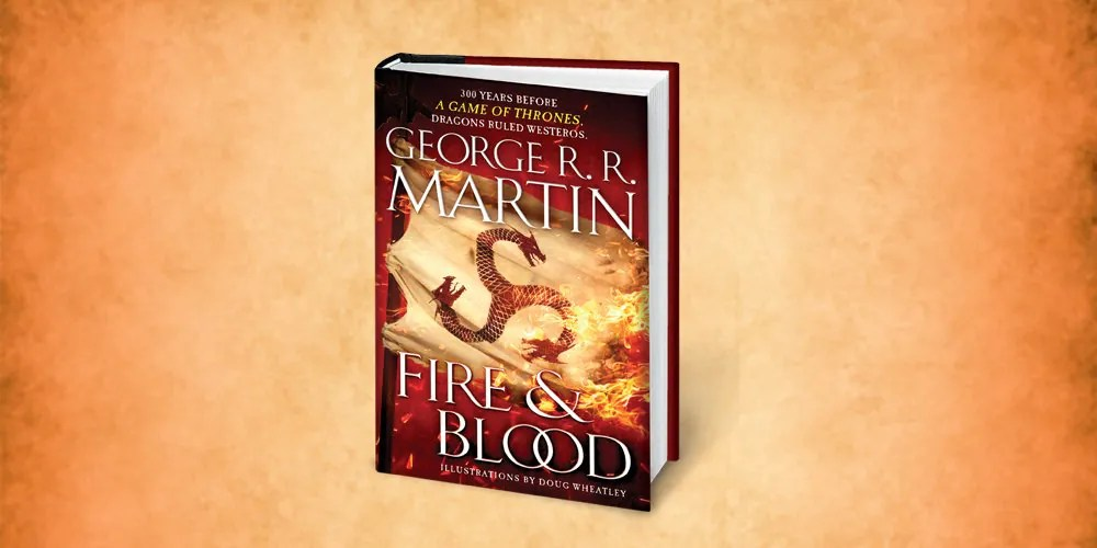 Game of Thrones Fire & Blood