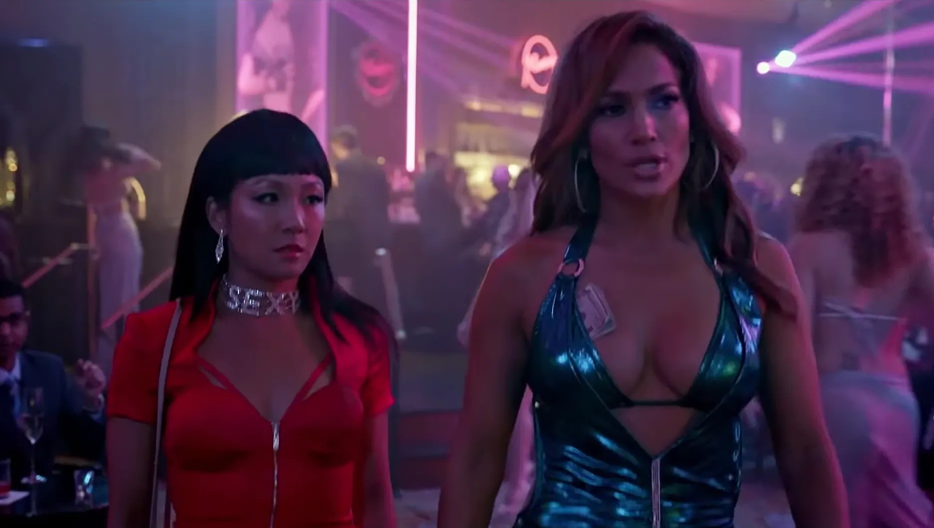 Jennifer Lopez film 'Hustlers' banned in Malaysia over