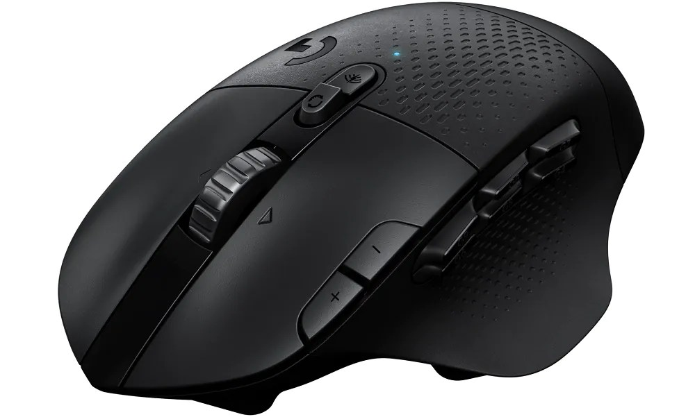 Say Hello To The Logitech G604 LIGHTSPEED Wireless Gaming Mouse!