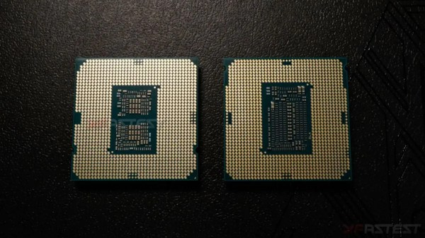 Close-Up Of Alleged Intel Core i9-10900 Processor Makes Appearance