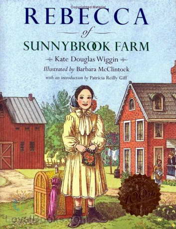 Image result for rebecca of sunnybrook farm book
