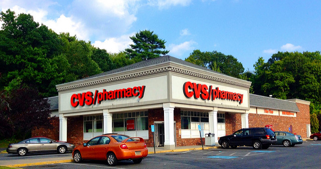 CVS Pharmacy, used under CC 2.0