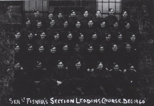 Sgt FIshers Squad
