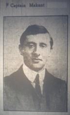 Capt A.V. Makant