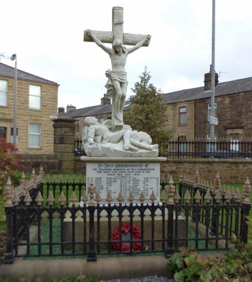 ST WILFRED`S RC CHURCH LONGRIDGE