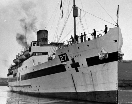 Photo credit: (Ahoy) http://ahoy.tk-jk.net/Letters/HospialShipStDavidc1917.html