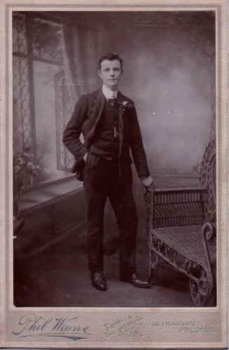 3396 Lance Sergeant Thomas Horsfield 1st4th Battalion