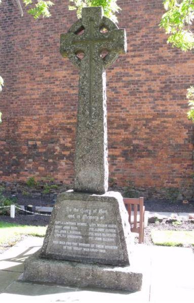 hollinshead memorial 2