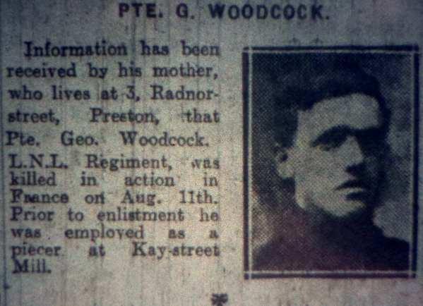 13896 PT GEORGE WOODCOCK 10TH BN-1