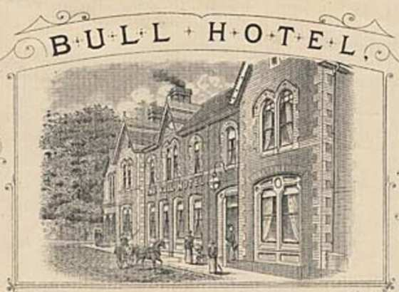 The Bull Hotel, Welshpool