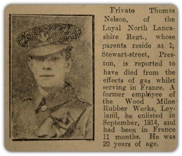 14173 Private Thomas Nelson 1