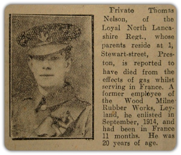 14173 Private Thomas Nelson 1