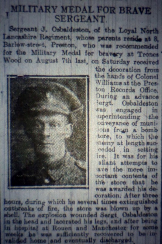 Loyal North Lancashire Regiment