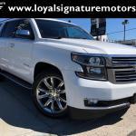 Used 2015 Chevrolet Tahoe Ltz For Sale 32 995 Loyal Signature Motors Inc Stock 201954