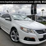 Used 2012 Volkswagen Cc Sport Pzev For Sale 7 995 Loyal Signature Motors Inc Stock 2019191