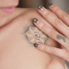 Tattoo on Finger