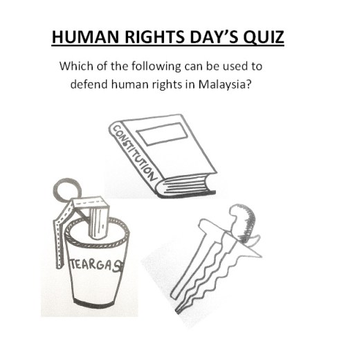 human rights day quiz