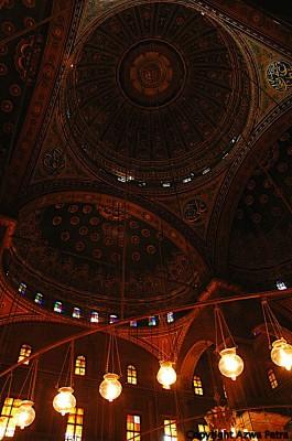 Mohammad Ali Mosque - Interior