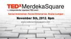LoyarBurokker and Mover at TEDxMerdekaSquare, 5 Nov 2012