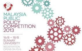 The Malaysia Public Policy Competition