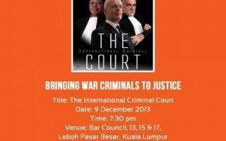 Movie screening: The Court