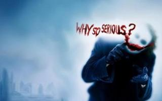Why So Serious? #Fellatio