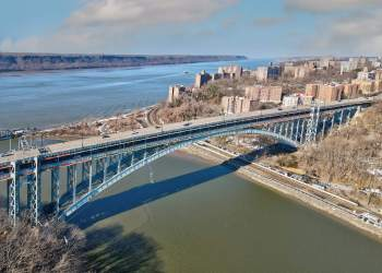 Henry Hudson Bridge, Manhattan NY