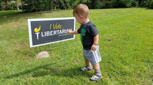 Libertarian youth