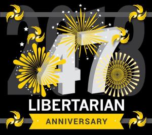 Libertarian Party 47th Anniversary