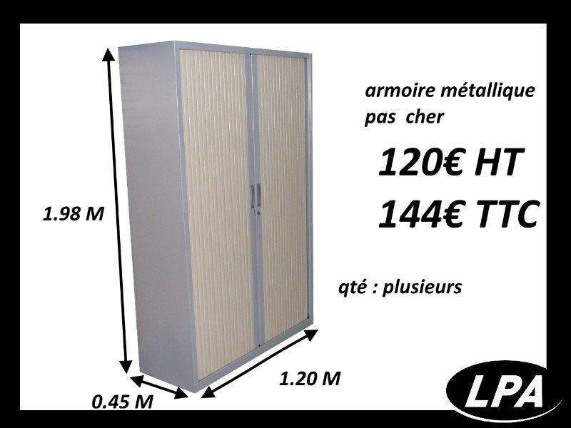 Armoire Mtallique Haute Pas Cher Armoire Haute