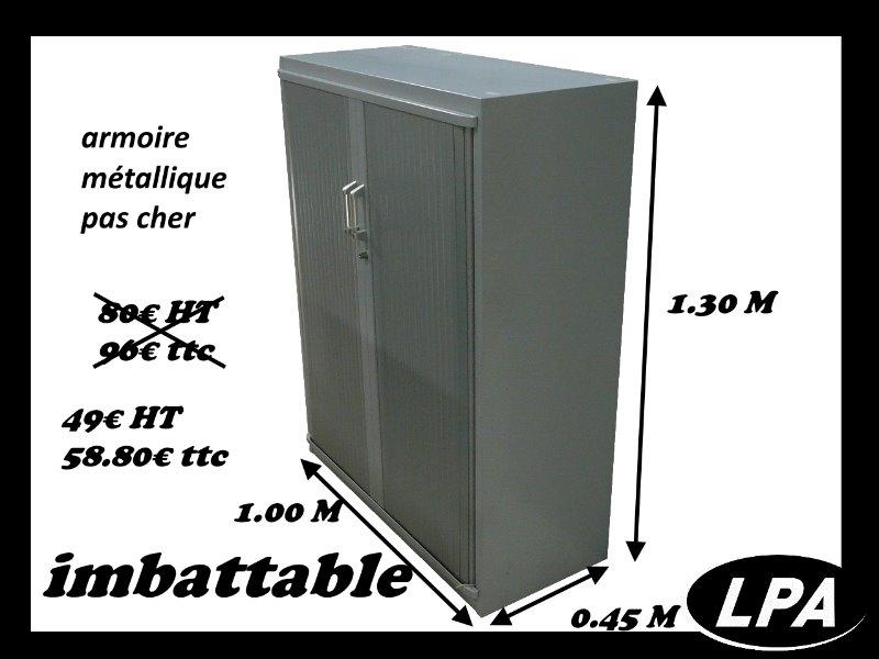 Armoire Mtallique Pas Cher Wikiliafr