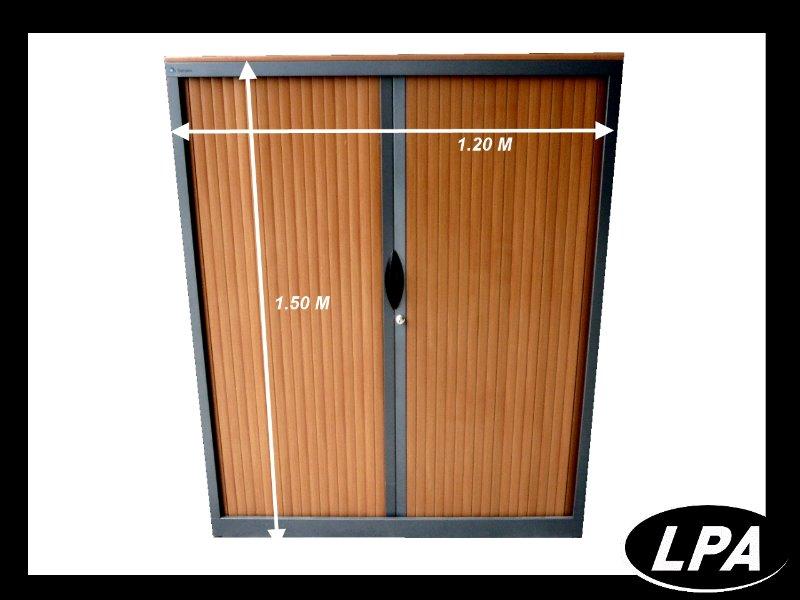 Armoire Mtallique SANSEN 150x120 Armoire Mi Haute