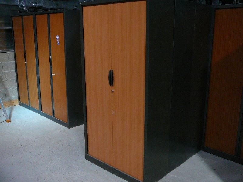 Armoire Mtallique SAMAS Deux Couleur 198x100 Armoire