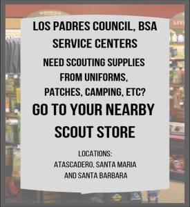 scout service centers