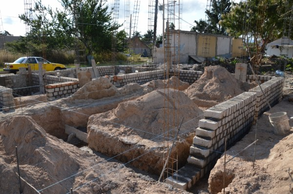 Foundations for church offices.